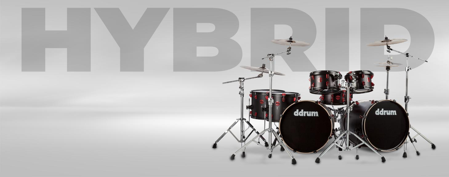 ddrum Hybrid Long