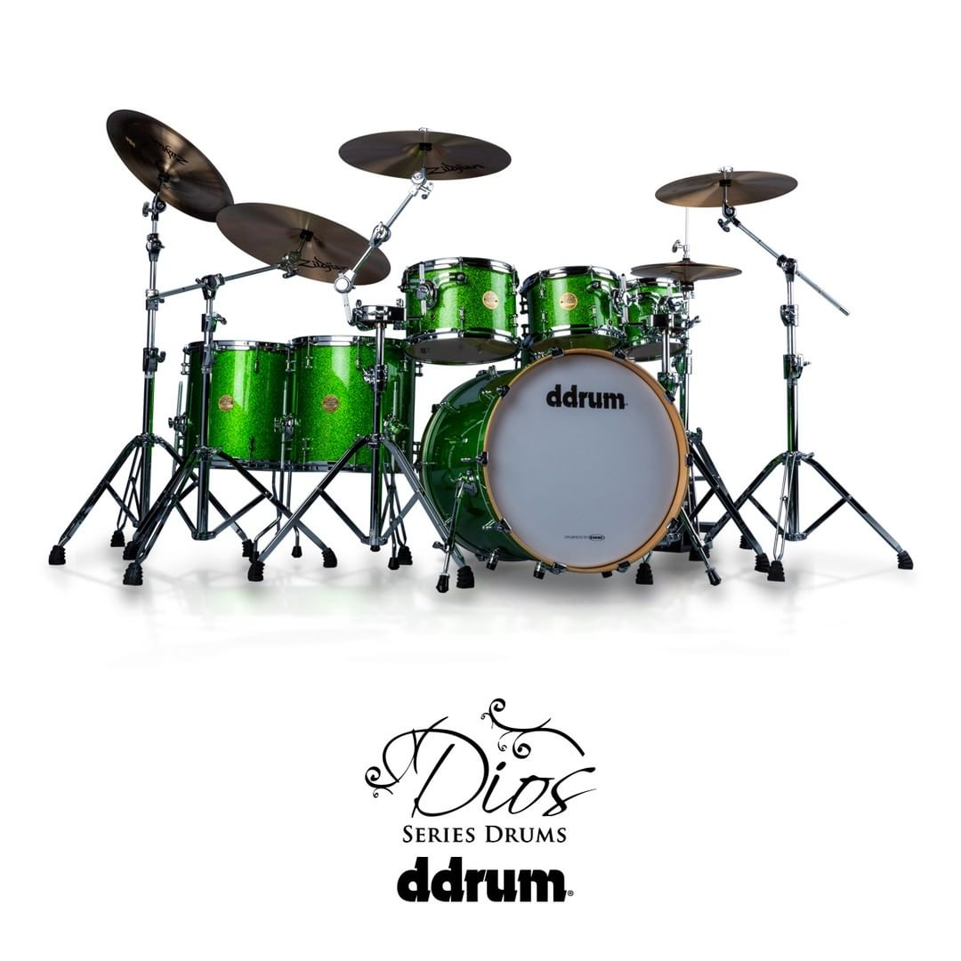 ddrum Dominion Features