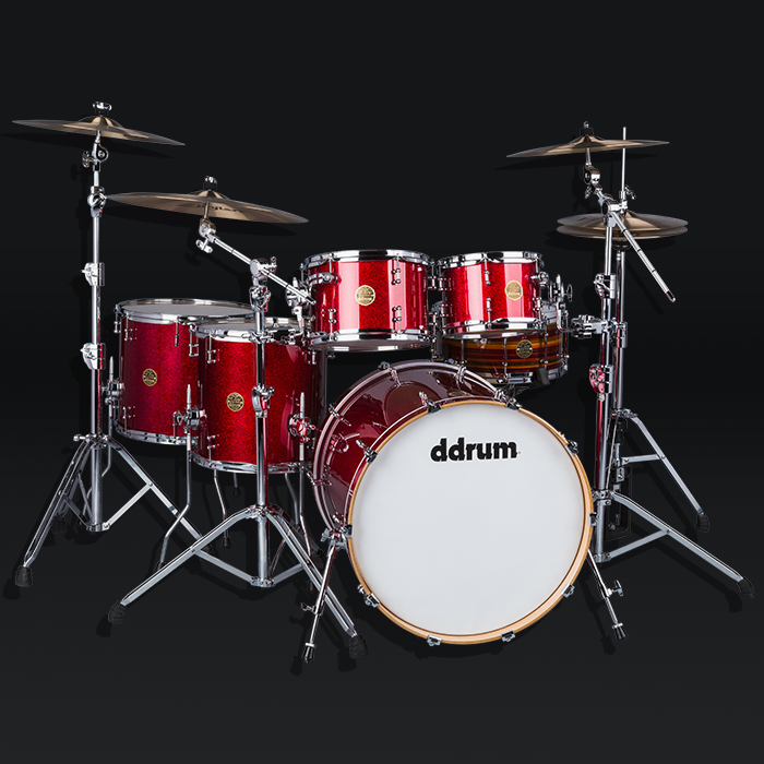 ddrum Dominion Snare Drums